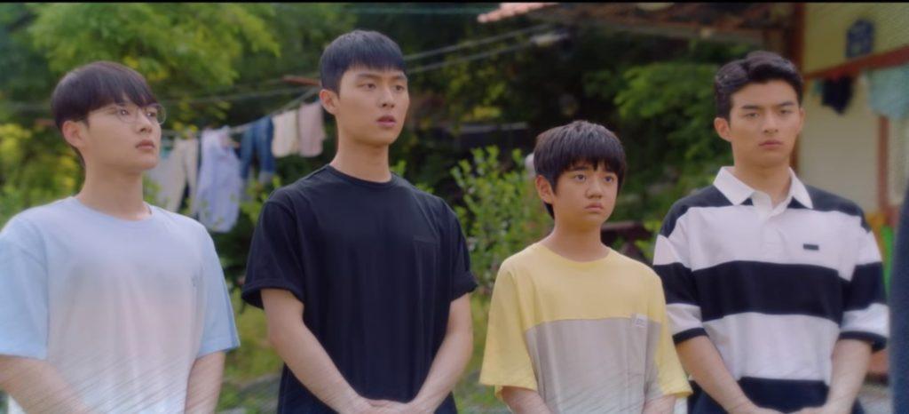 Racket Boys episode 10
