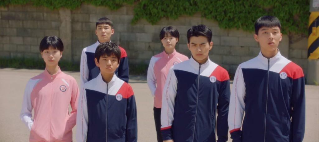 Racket Boys episode 5