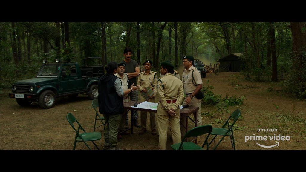 Sherni Review: Trailer still from Vidya Balan starrer