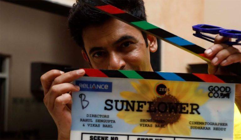 Sunil Grover: Sunflower is High Drama With an Insane Cast