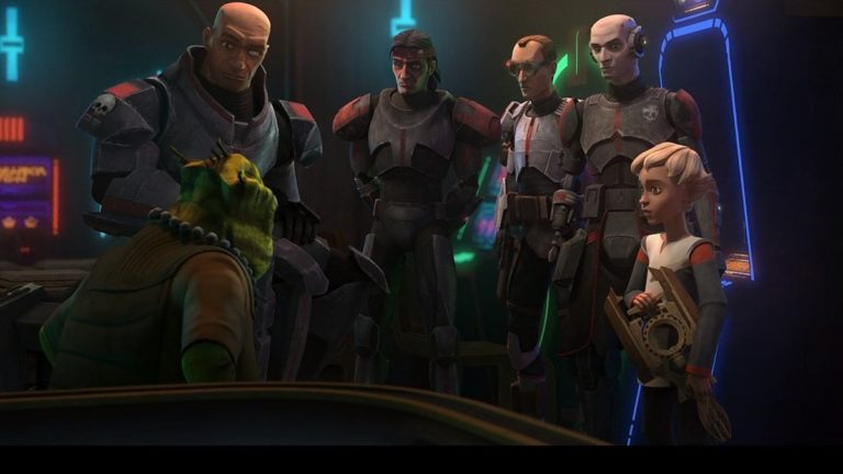 Star Wars: The Bad Batch Episode 6 Recap: Decommissioned