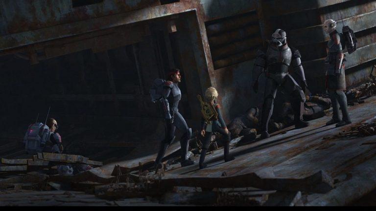Star Wars: The Bad Batch Episode 8 Recap: Reunion