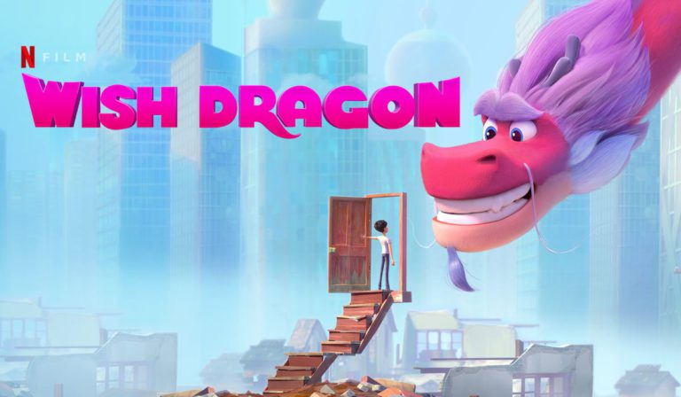 Netflix's Wish Dragon Review: 3 Wishes and a Heartwarming Story
