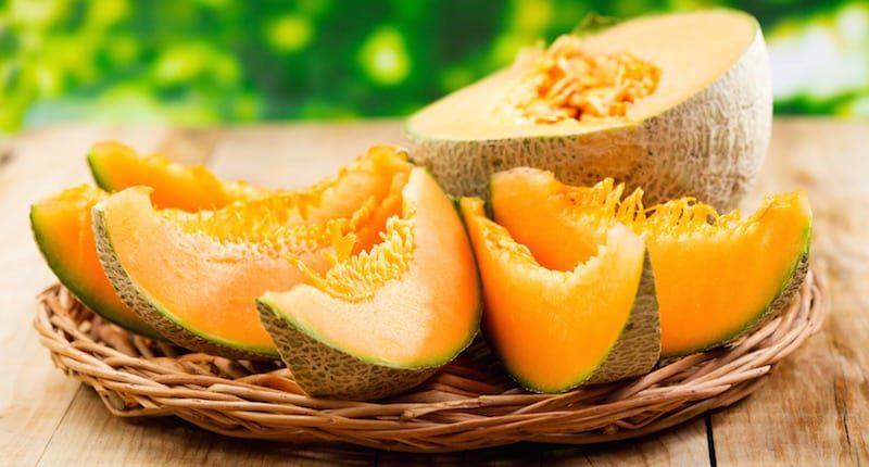 benefits of cantaloupe