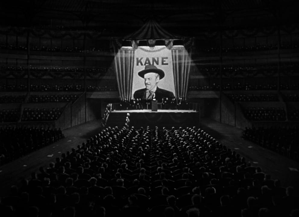 A still from Citizen Kane, one of the worst Oscar snubs of all time.