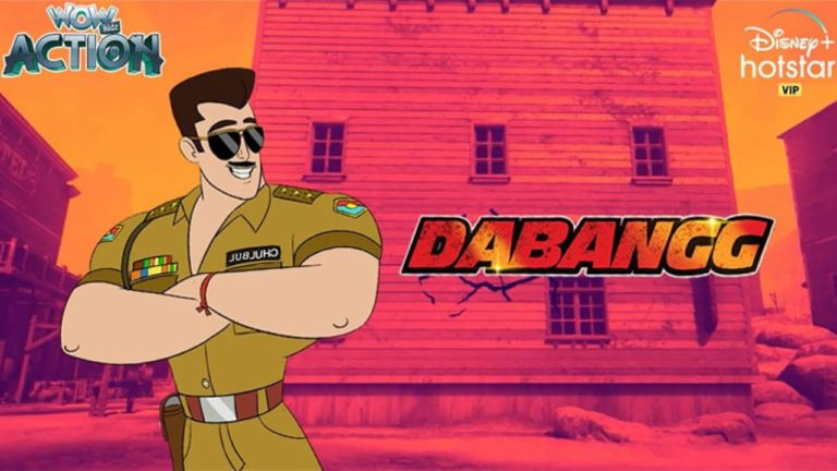 Arbaaz on Why Salman Khan's Voice isn't Used in Dabangg The Animated Series