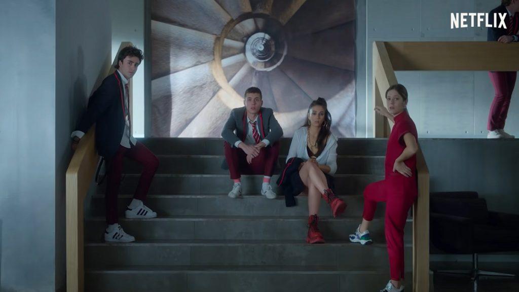Elite Season 4 Review: Trailer Still 2