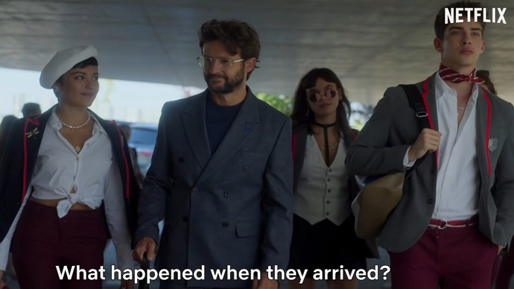 Elite Season 4 Review: Trailer Still 1