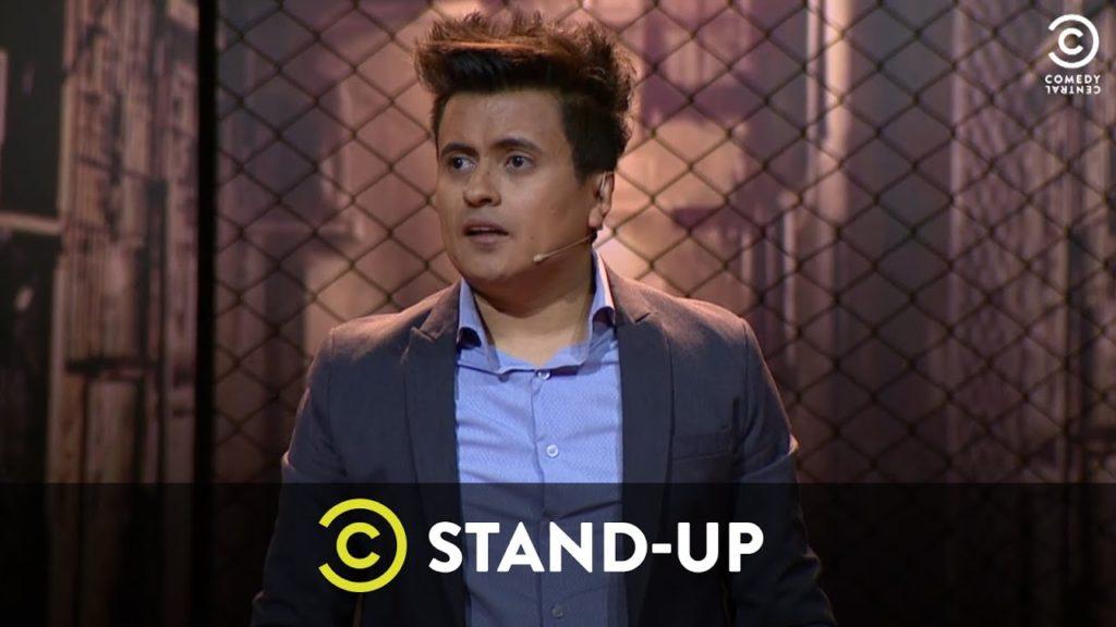 Freddy Beltran, the comedian featured in Locombianos, Episode 1