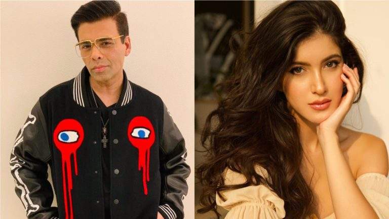 Karan Johar To Launch Shanaya Kapoor In A Love Triangle? Deets Inside!