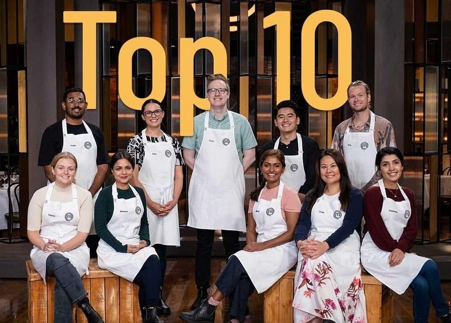 MasterChef Australia Season 13 Episode 45: Top 10