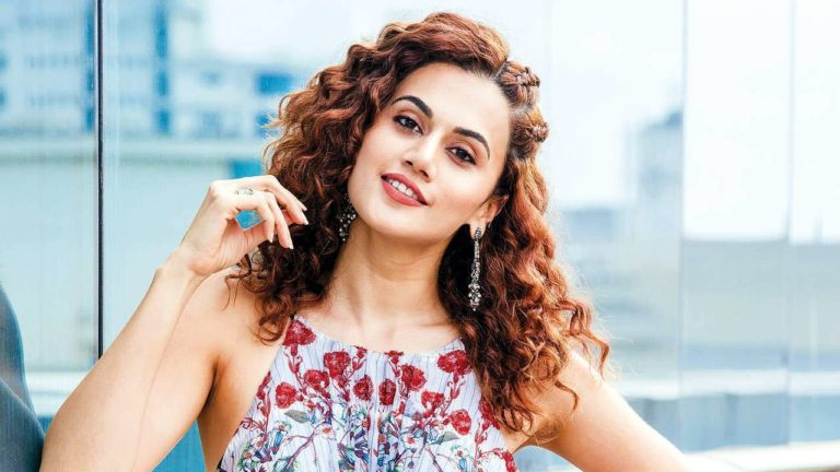 Taapsee Pannu: Want to Reaffirm Audience Trust in Me for Choosing Quality Films