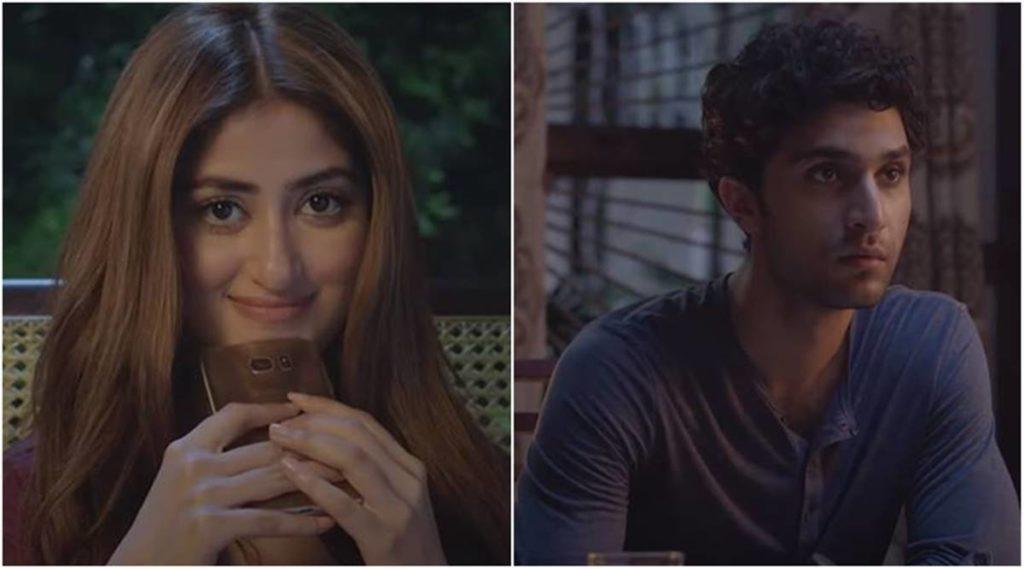 Sara and Vishal from Dhoop Ki Deewar episode 5 and 6