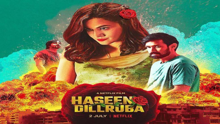 Netflix's Haseen Dillruba Review: Toxic Tale of Blah Love Story