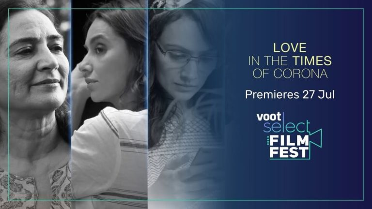 Voot's Love in the Time of Corona Review: Explores Love at a Turbulent Time