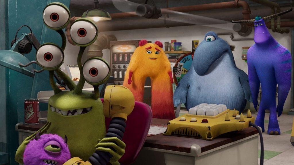 Monsters at Work Episode 5 Recap: Still 1