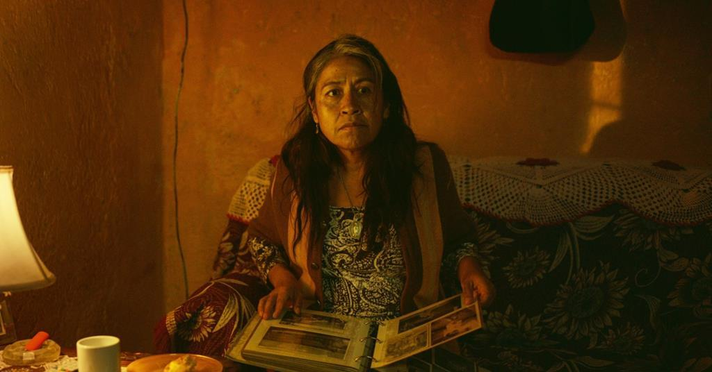 Somos. season 1 Doña Chayo played by Mercedes Hernández