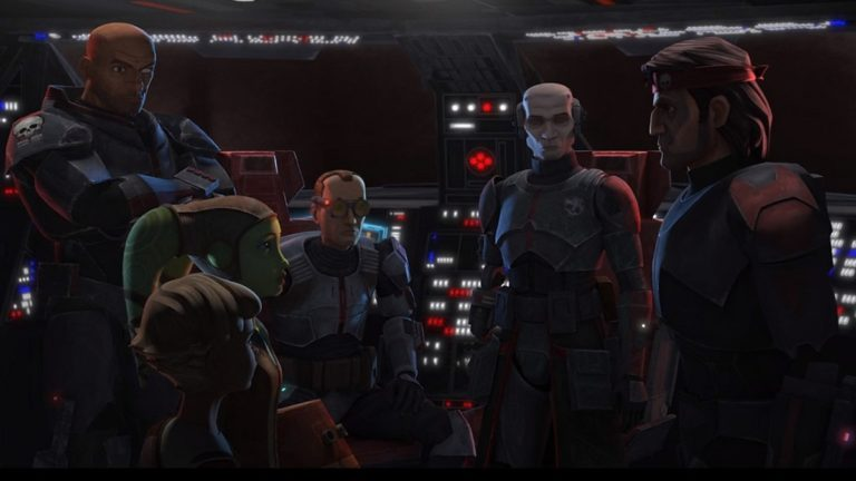 Star Wars: The Bad Batch Episode 12 Recap: Rescue on Ryloth