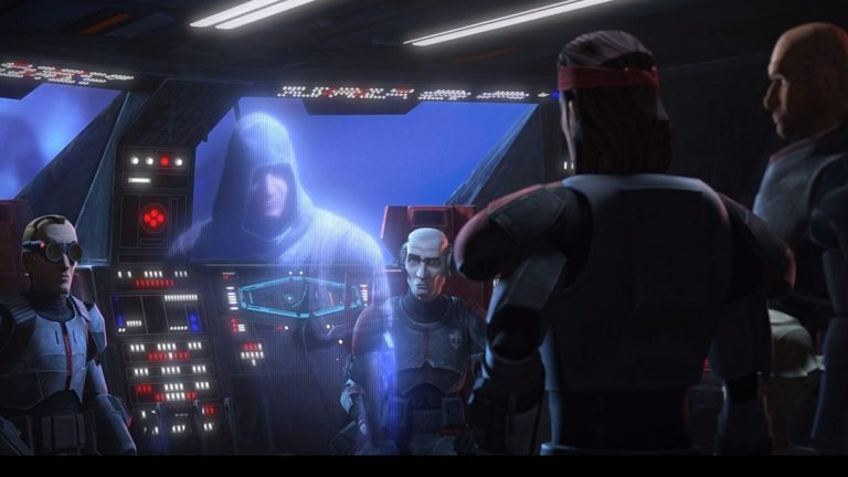 Star Wars: The Bad Batch Episode 14 Recap: War-Mantle