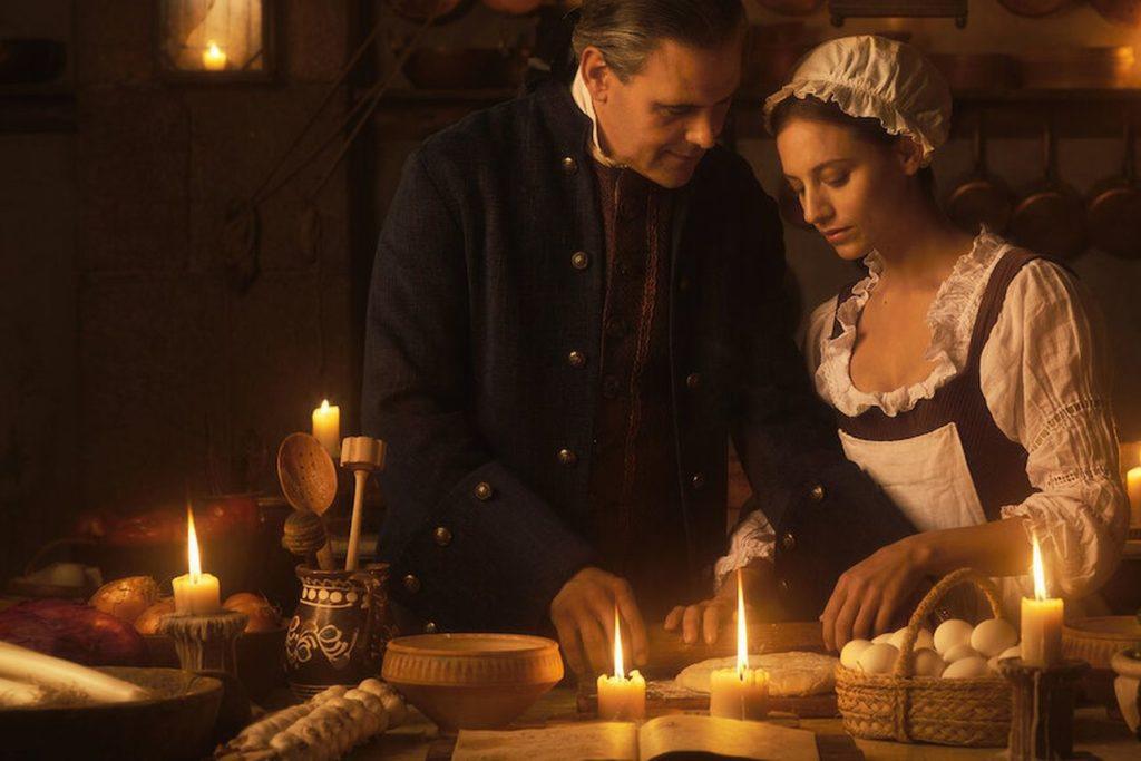 The Cook of Castamar Season 1 Clara and Diego