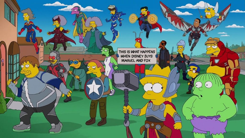 The Simpsons The Good The Bart The Loki Review 2