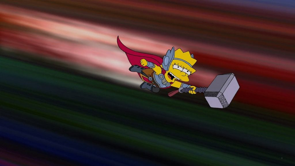 The Simpsons The Good The Bart The Loki Review 3