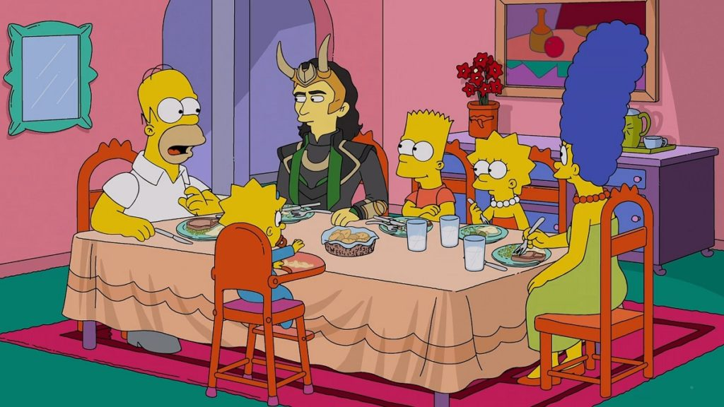 The Good The Bart The Loki Review: Still 1