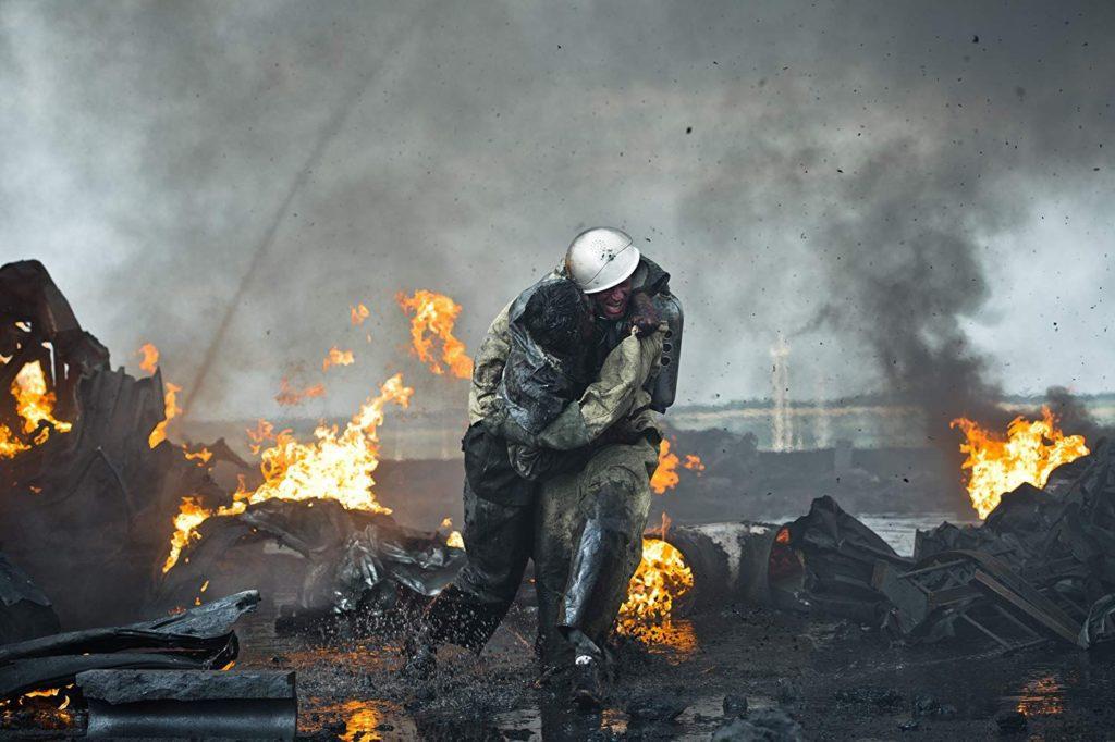A still from Chernobyl 1986