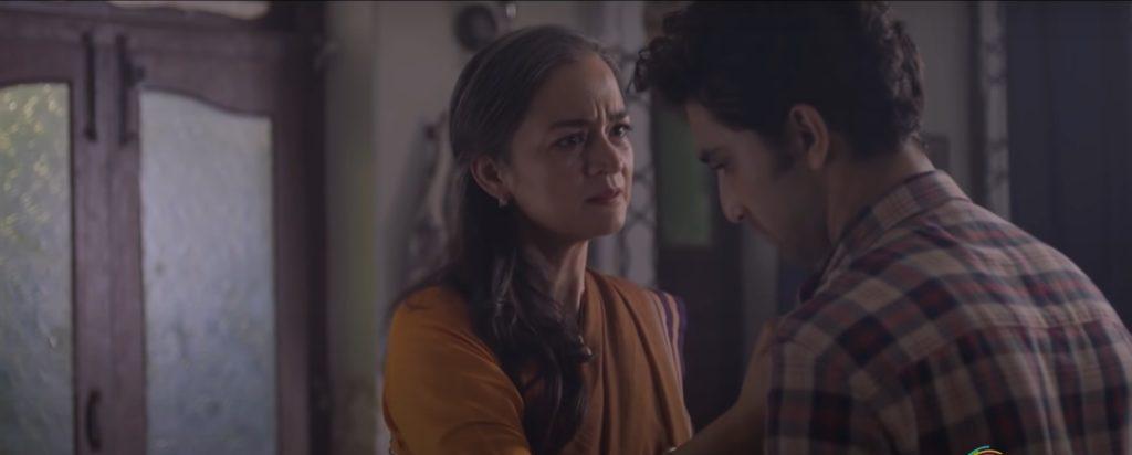 A still from Dhoop Ki Deewar Episode 11 and 12 featuring Ahad Raza Mir