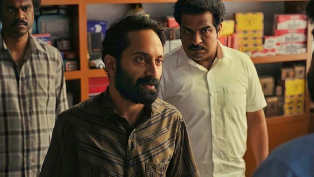 Malik movie still