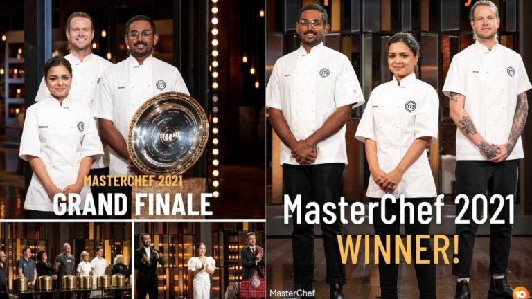 Grand Finale: MasterChef Australia Season 13 Winner Is…