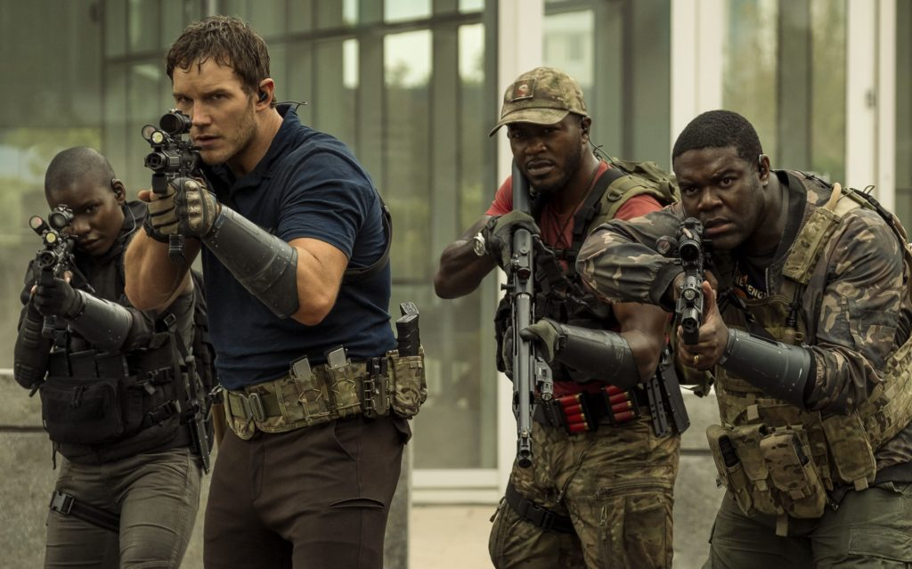 Chris Pratt / The Tomorrow War