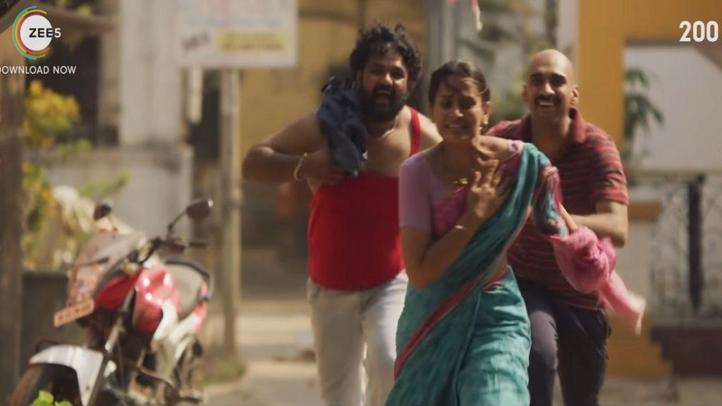 Zee5 200 Halla Ho Review: Trailer Still