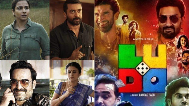 Indian Film Festival of Melbourne 2021 Nominations: Ludo, Soorarai Pottru, and Many More