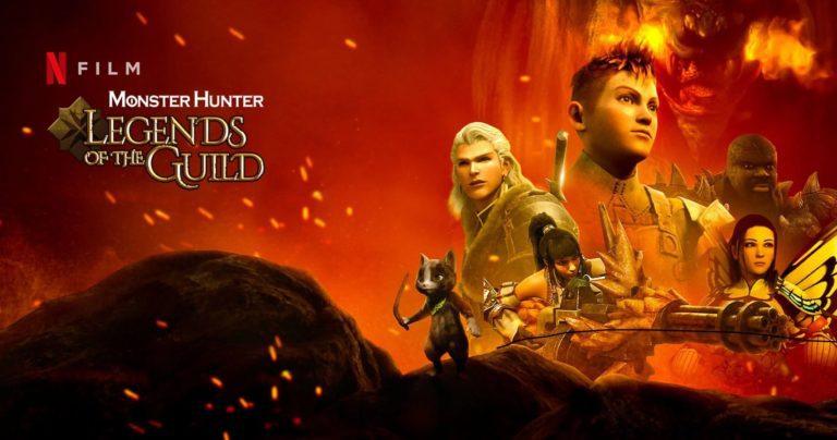 Netflix's Monster Hunter: Legends of the Guild Review: Interesting But Falls Through