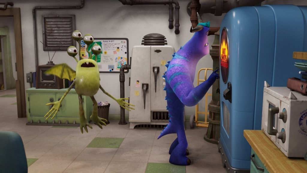 Monsters at Work Episode 6 4