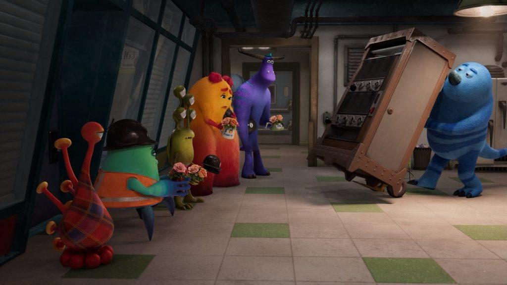 Monsters at Work Episode 6 Still 1