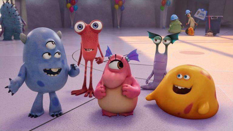 Monsters at Work Episode 8 Recap: Little Monsters