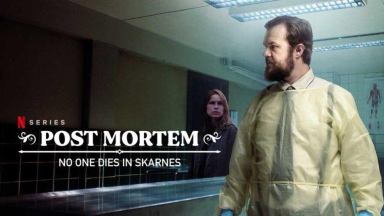 Netflix's Post Mortem: No One Dies in Skarnes Review: Bloody Vampires!