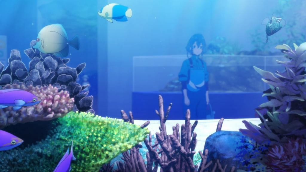 The Aquatope on White Sand Episode 5 Art
