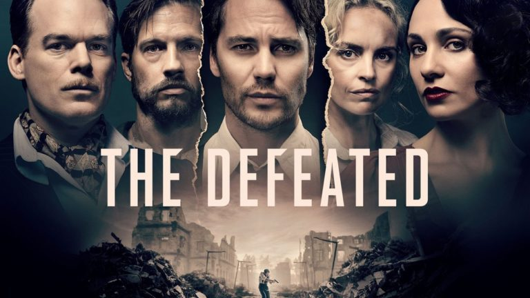 Netflix's The Defeated Review: An Uprising of Power, Scandal and Crime