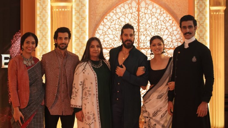 The Empire Cast Promises A Visual Treat With Their Hotstar Special!