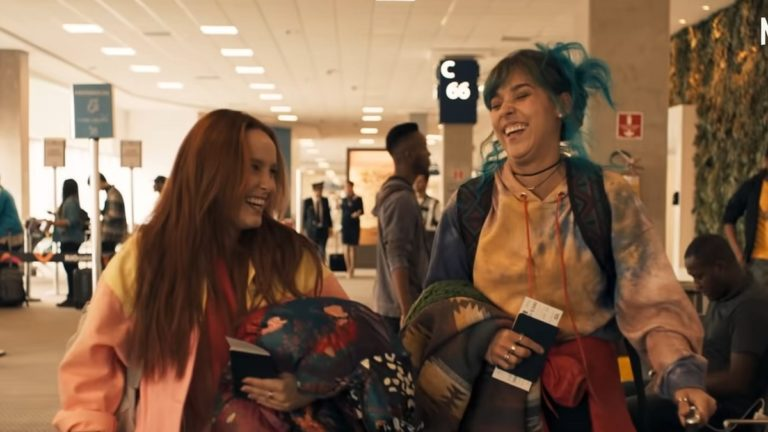 The Secret Diary of an Exchange Student Review: Girls Dream Trip That Has Boys Drama!