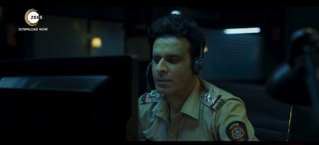A still featuring Manoj Bajpayee from Dial 100