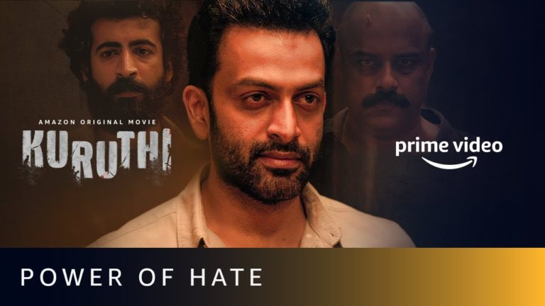 Amazon Prime's Kuruthi (2021) Review: A Great Thriller with a Heart