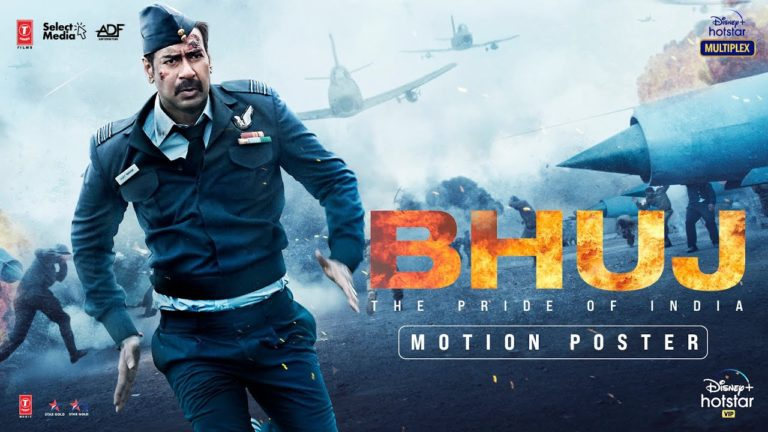 Disney+ Hotstar's Bhuj The Pride Of India (2021) Review: Don't Waste Your Time