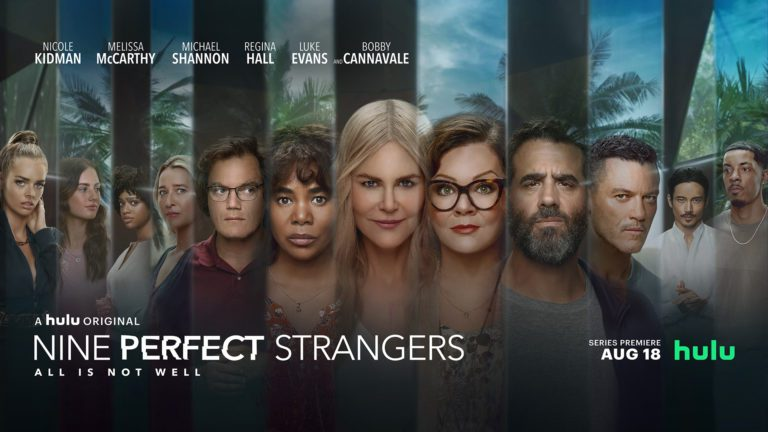 Nine Perfect Strangers Review: Nicole Kidman's Got All the Creepy Vibes