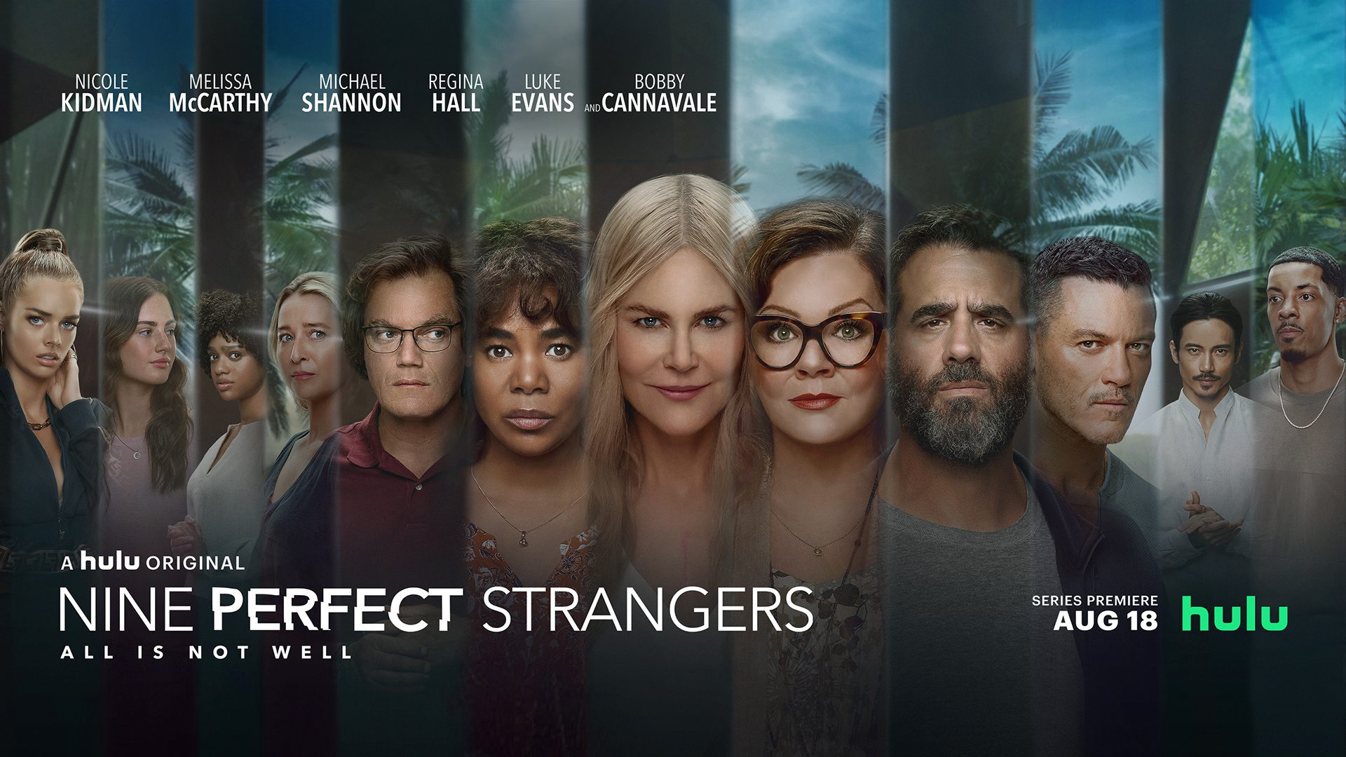 Nine Perfect Strangers   Official Trailer