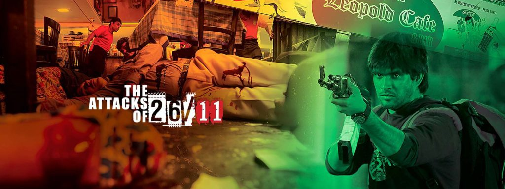 films on 26/11 : the attacks of 26/11