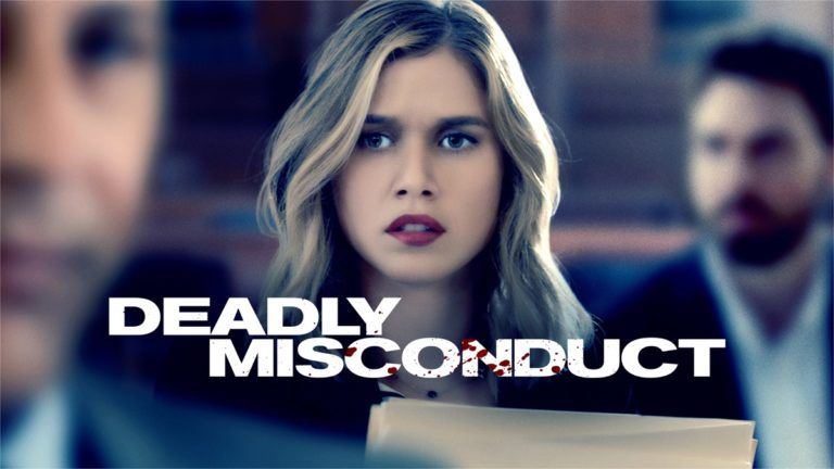 Deadly Misconduct (2021) Review: So Bad It's Bad